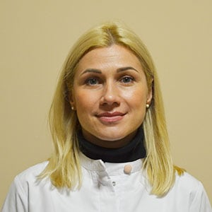 Медсестра гериатрического стационара