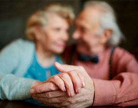 Адаптация в пансионате для пожилых