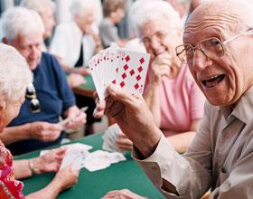 организация досуга в пансионате для пожилых