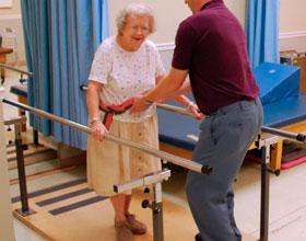 Услуги реабилитации в дома престарелых