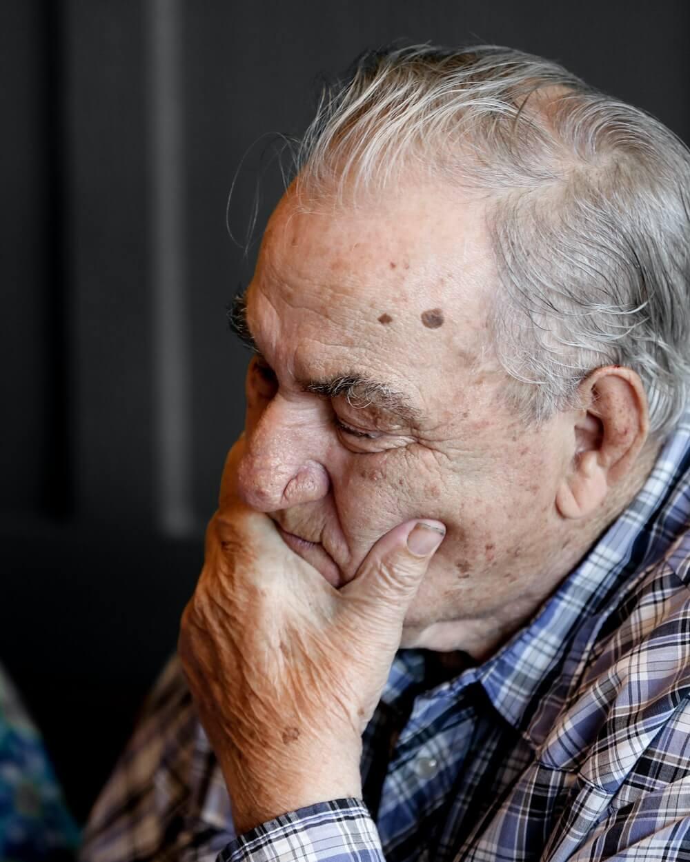 кратко о старческом маразме